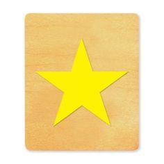 Star #1B - Large; IMC Die Cut #65
