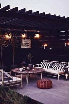 Vivre dehors! — Studio Bohema Designer d'intérieur - Plans, Design d'intérieur & Décoration
