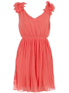 bridesmaids dress, cute and dressy but still casual so you can wear it again!