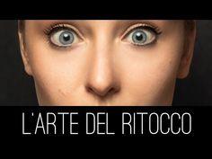 Arte del Ritocco | Time lapse di un fotoritocco beauty | Adobe Photoshop CS6 | Speed Art