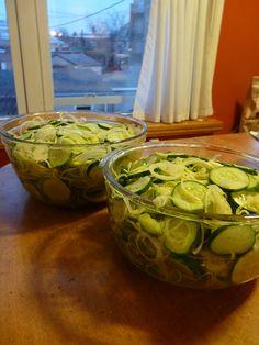 Assembled Pickles by Emily Barney, via Flickr