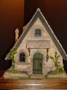 Rik Pierce Storybook Cottage