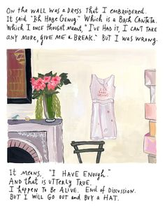 Inspiration Boards: Maira Kalman