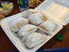 Gluten Free Beignets from Sassagoula Floatworks at Port Orleans French Quarter Disney World