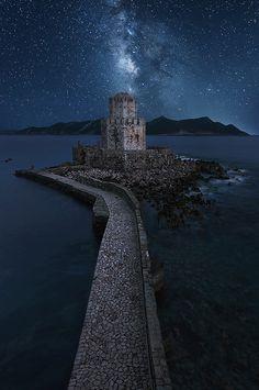 """ The Castle by Chris Kaddas """