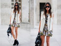 Everywhere In Paris (by Zina CH) http://lookbook.nu/look/3768045-Everywhere-In-Paris