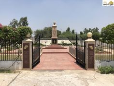 Pul Kanjari is a tourist destination in Amritsar. It is 35 km away from Wagah Border. This village has historically significant with Maharaja Ranjit Singh. Grand Trunk Road, Maharaja Ranjit Singh, Agricultural Implements, Memorial Museum, Amritsar, Historical Sites, Places To Visit, Marvel, Architecture