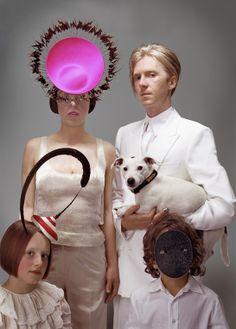 Isabella Blow, l'expo hommage à Sommerset House http://www.vogue.fr/culture/a-voir/diaporama/isabella-blow-expo-hommage-a-londres/16368/image/883111#!3