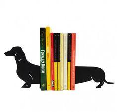 Aparador de Livros Cachorro Salsicha