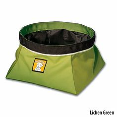 Ruffwear Quencher Collapsible Dog Bowl - Overton's