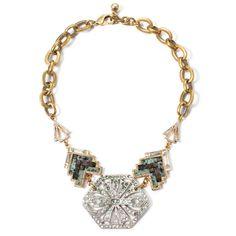 Lulu Frost Ortigia statement necklace