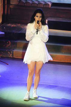 Lana del Rey  Paris - April 27, 2013 - Girls on Stage: http://joygabriel.tumblr.com/