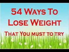 Ways To Lose Weight  - How to Lose Weight Fast Part 2
