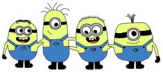 minons | Minions - Despicable Me by ~almister12 on deviantART
