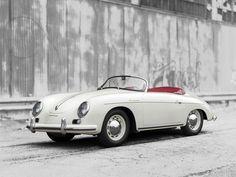 Porsche 356 A 1600 Speedster by Reutter (1956) - Le Pinnacle Portfolio aux encheres : la plus belle collection de voitures au monde