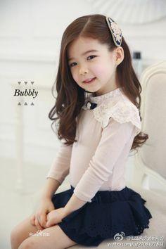 Lauren Hanna Lunde♥ #cute #littlegirl #kyaa~