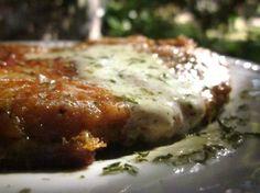 Lemony Pork Or Chicken Scaloppine With Lemon Cream Sauce Recipe - Food ...