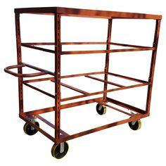 Small Parts Storage, Tea Trolley, Assembly Line, Shelf, Middle, Suit, Website, Unique, Design