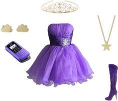 Dress like Adventure Time -Lumpy Space Princess!