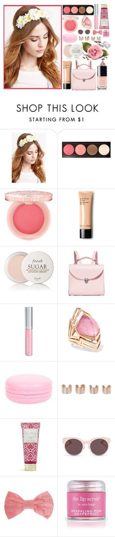 """fashion"" by paulapirez ❤ liked on Polyvore featuring Forever 21, Paul & Joe, Bobbi Brown Cosmetics, Fresh, Disney, The Cambridge Satchel Company, Isadora, Stephen Webster, Maison Margiela and Vera Bradley"