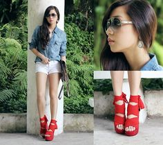 That's the Pointe (by Kryz Uy) http://lookbook.nu/look/4395003-That-s-the-Pointe