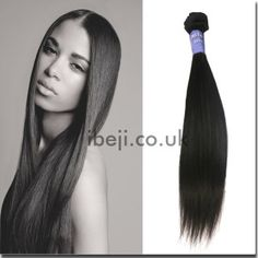Brazilian Straight Virgin Hair Extensions are the best quality Remy virgin human hair and can be washed, flat ironed and dyed.