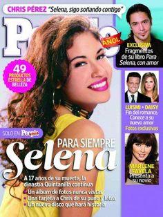 Selena Quintanilla (revista de People en Español)