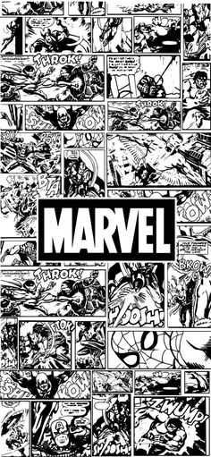 Marvel comic Amoled wallpaper by VIVEK_designs - 3cfd - Free on ZEDGE™