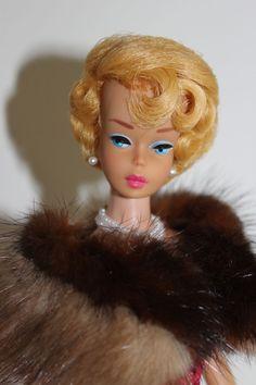 Vintage Barbie Bubble Cut #Barbie