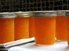 Dried Apricot and Pineapple Jam