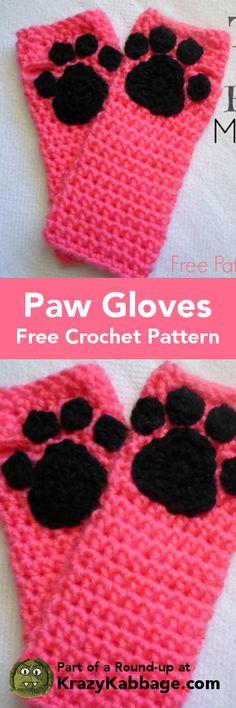 Cat Crazy Free Crochet Patterns – Krazykabbage #crochet #freepattern #cat #craft #homemade #kids #handmade #pets #kitty