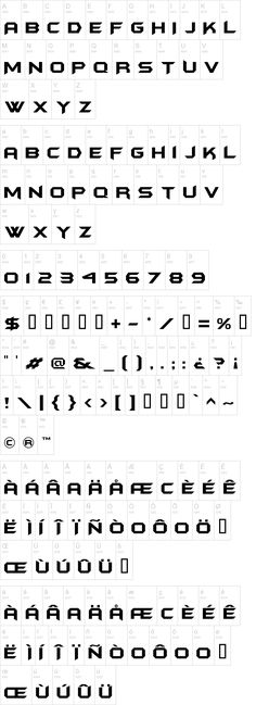 Batman Forever font  very sharp Z's and Y's