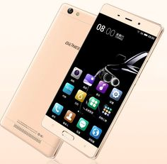 gionee marathon m5 enjoy smartphone laucnehd with 5.5 inch display