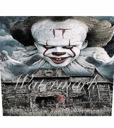 Horror Movie Characters, Horror Movies, Scary Wallpaper, Horror Drawing, It The Clown Movie, Pennywise The Dancing Clown, Horror Artwork, Evil Clowns, Creepy Clown