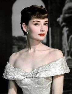 Audrey Hepburn - the Style Icon of Style Icons, even today.