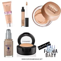 Compras nos Estados Unidos: Maquiagem