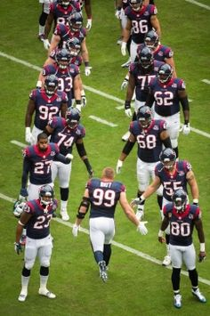 Texans, Week 9, vs Buffalo