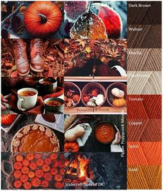 MB Thanks Giving So loving these colours at the moment Yarn Color Combinations, Colour Schemes, Colour Palettes, Color Trends, Corporate Branding, Identity Design, Layout Design, Yarn Inspiration, Color Harmony