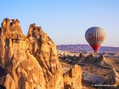 This Life in Trips High Above Cappadocia with Voyager Balloons - This Life in Trips