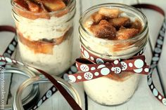 Chai-Spiced Arroz Con Leche with Cinnamon-Stewed Pears from Cherry Tea Cakes
