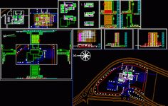 Best dwg images civil engineering engineering