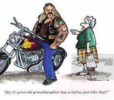 biker grandma - Google Search
