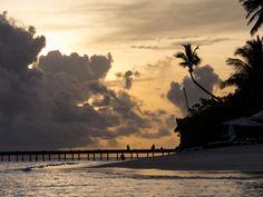 Maldive / jetty