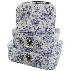 http://www.theworks.co.uk/p/storage-box/white-floral-storage-suitcases---set-of-3/5052089188112