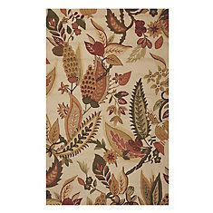 Autumn Cottage Chic 8 Ft. x 10 Ft. Area Rug | HomeDepot.ca $354 (on sale)