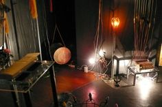 Yuko Mohri : Ofuna Flower Center_sound installation