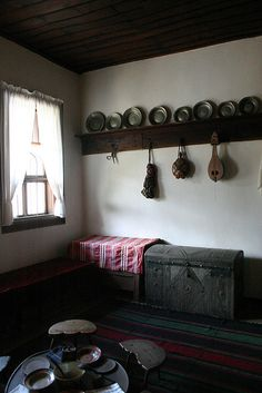 Traditional rustic home, Tryavna