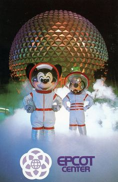 Vintage Disney Postcard - Time Travelers - The Walt Disney Company by angelagafford on Flickr.