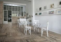 Porcelain Tiles - Barrique Collection from Ceramiche Refin