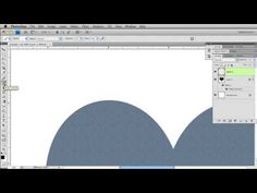 This photoshop tutorial shows you how to create your own brush and run it along a path for a stitched effect. Running a brush on a path is a valuable techniq...